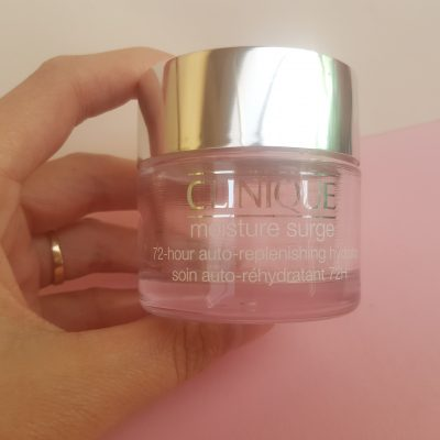 Review Crema-Gel Moisture Surge 72-Hour Auto-Replenishing Hydrator
